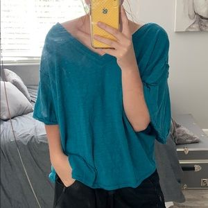 Super comfy and cute free people top !